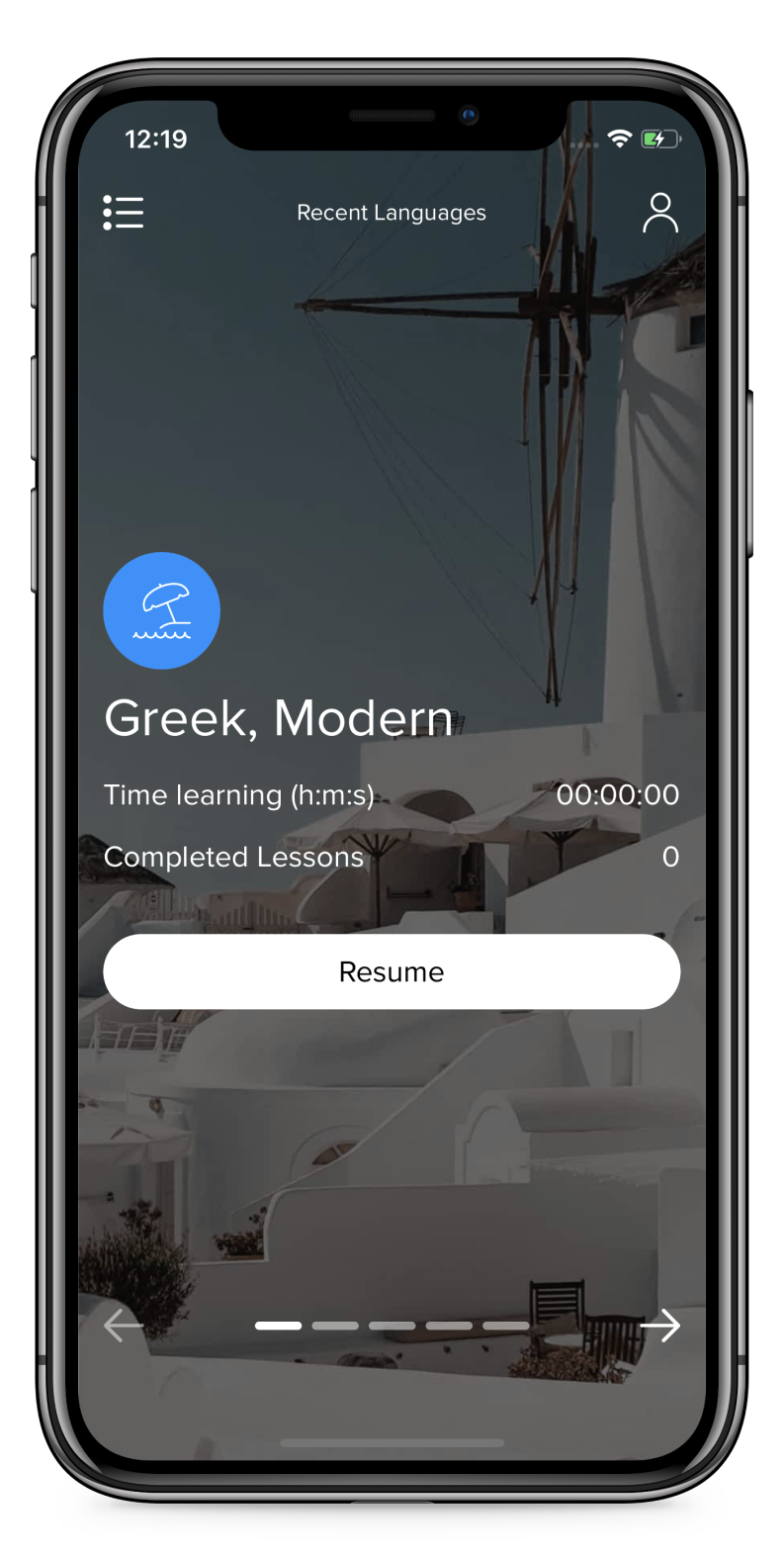 Iphone-Greek